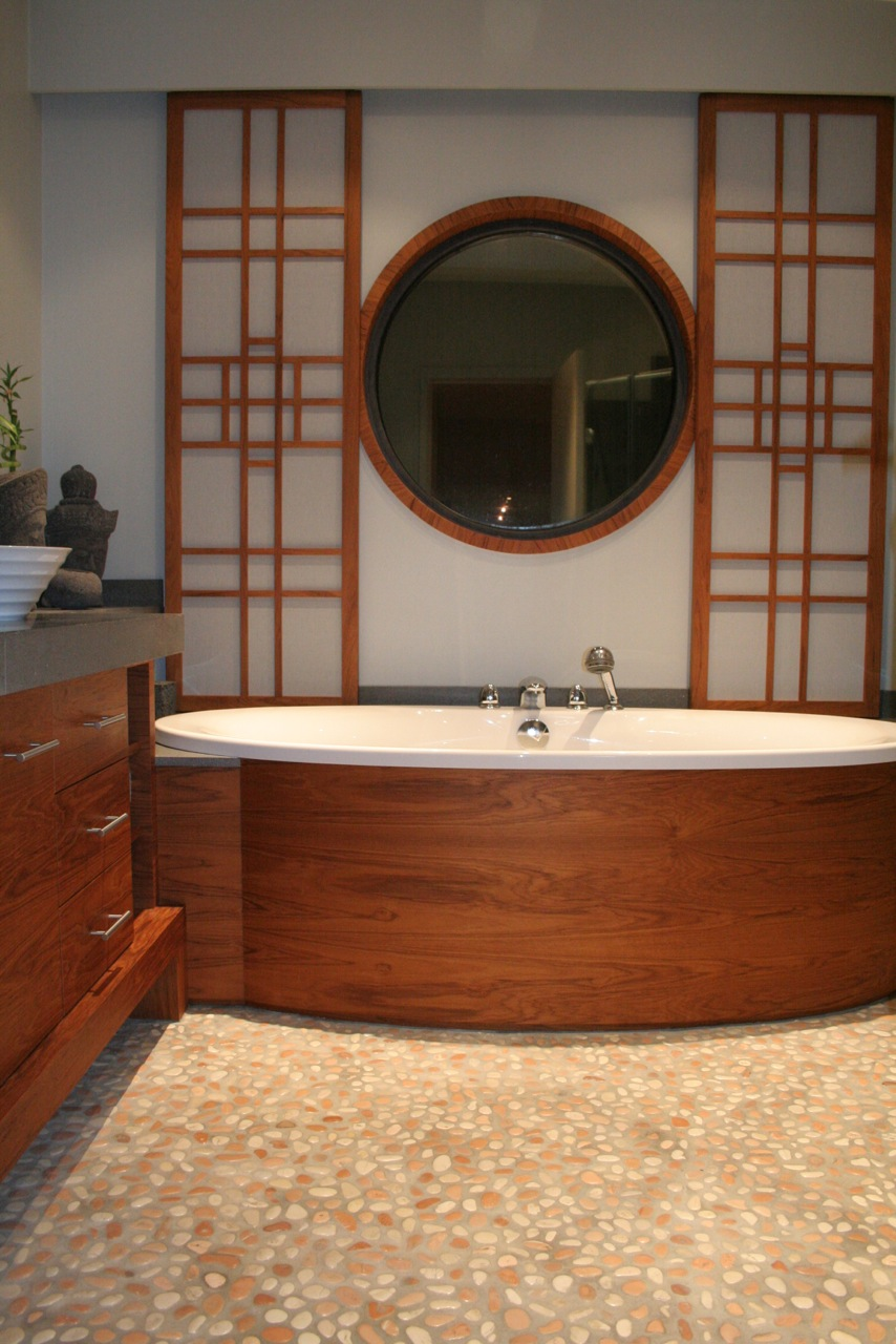 salle de bain sur mesure plougastel