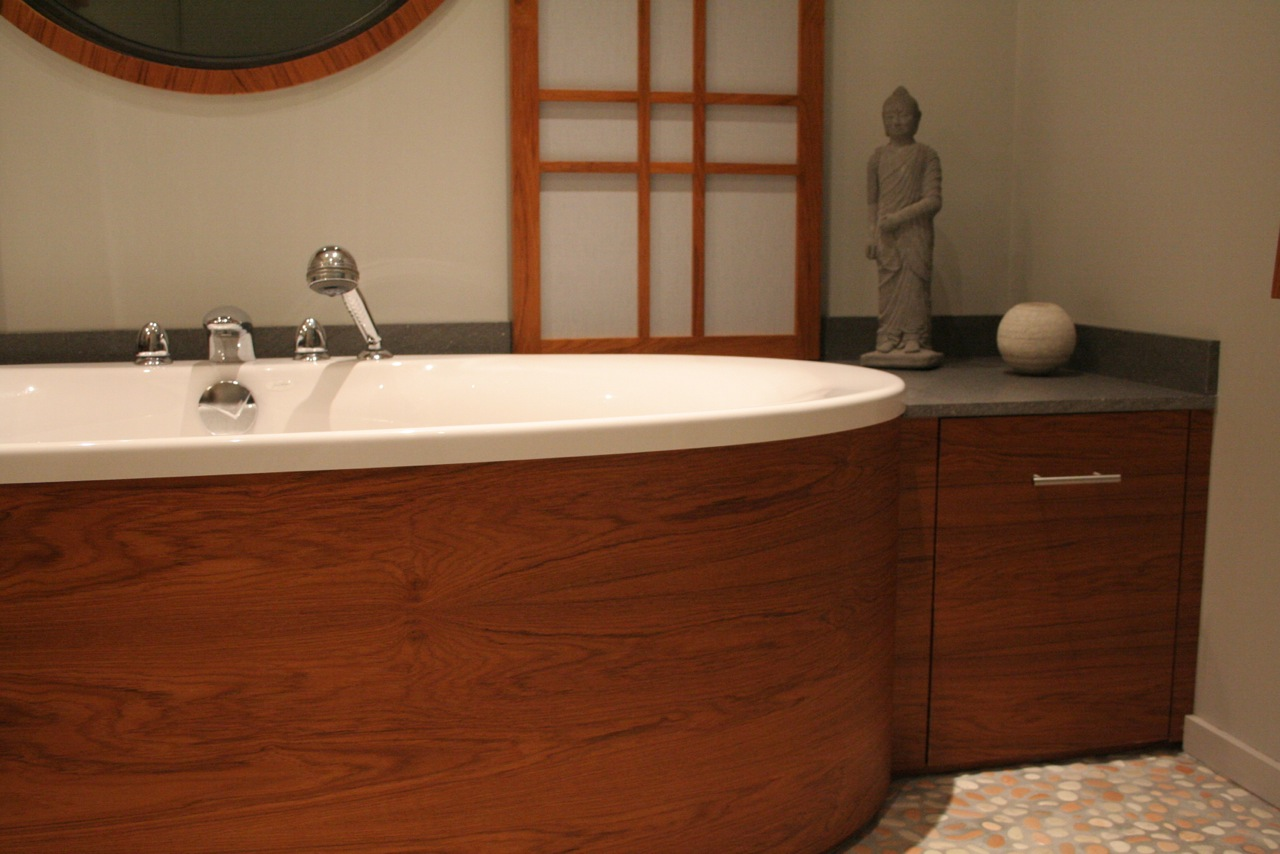 salle de bain sur mesure le conquet