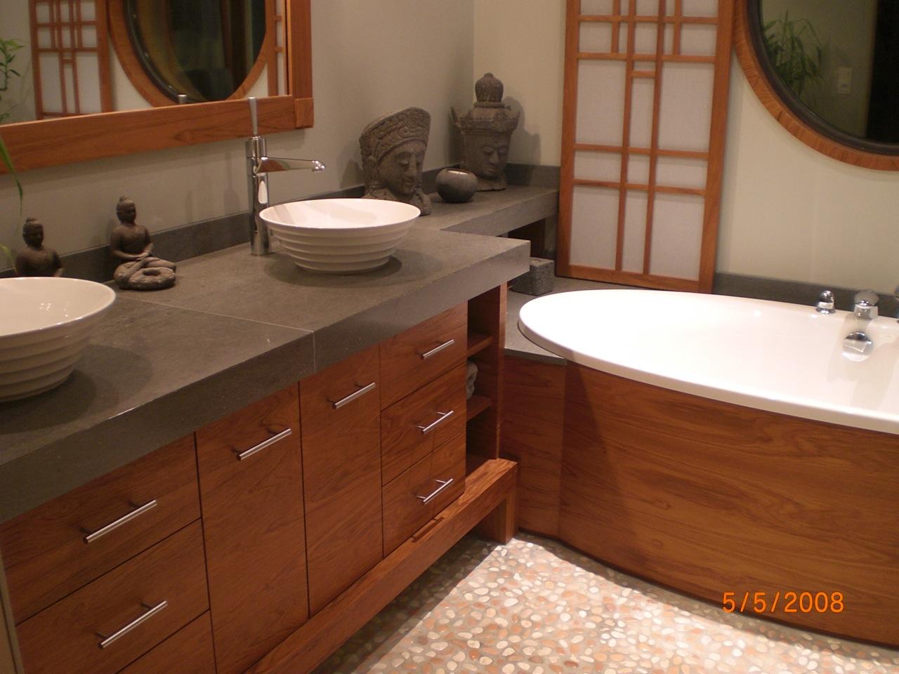salle de bain sur mesure saint-renan
