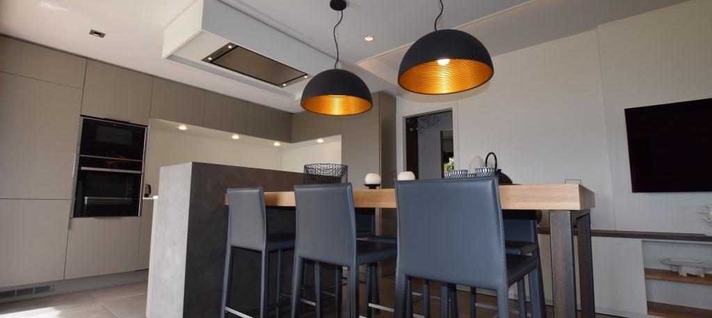 agencement de cuisines design sur mesure à brest au-conquet plouzané le relecq-kerhuon plougastel guipavas saint-renan dans le finistère