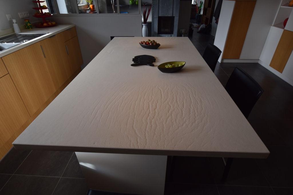 table salle à manger sur mesure brest
