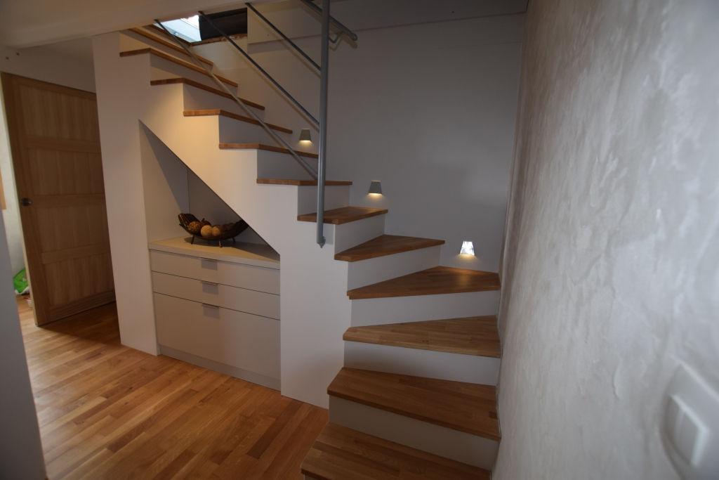 rangement sous escalier à brest au-conquet plouzané le relecq-kerhuon plougastel guipavas saint-renan dans le finistère