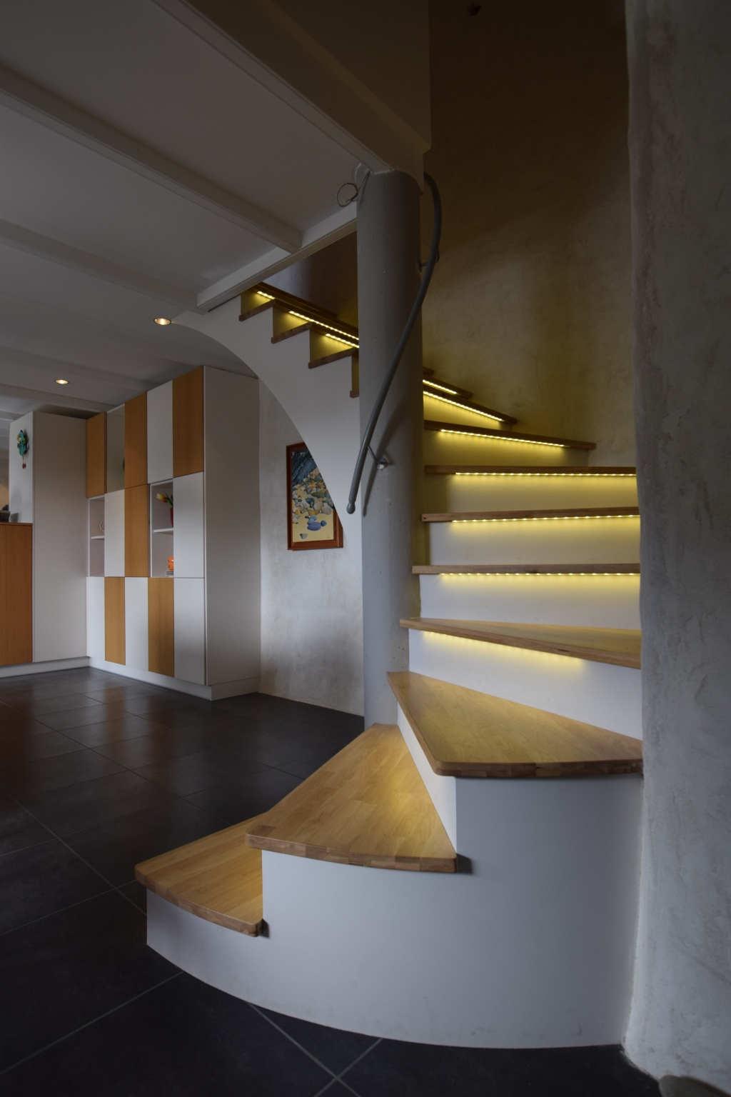 escalier à brest au-conquet plouzané le relecq-kerhuon plougastel guipavas saint-renan dans le finistère