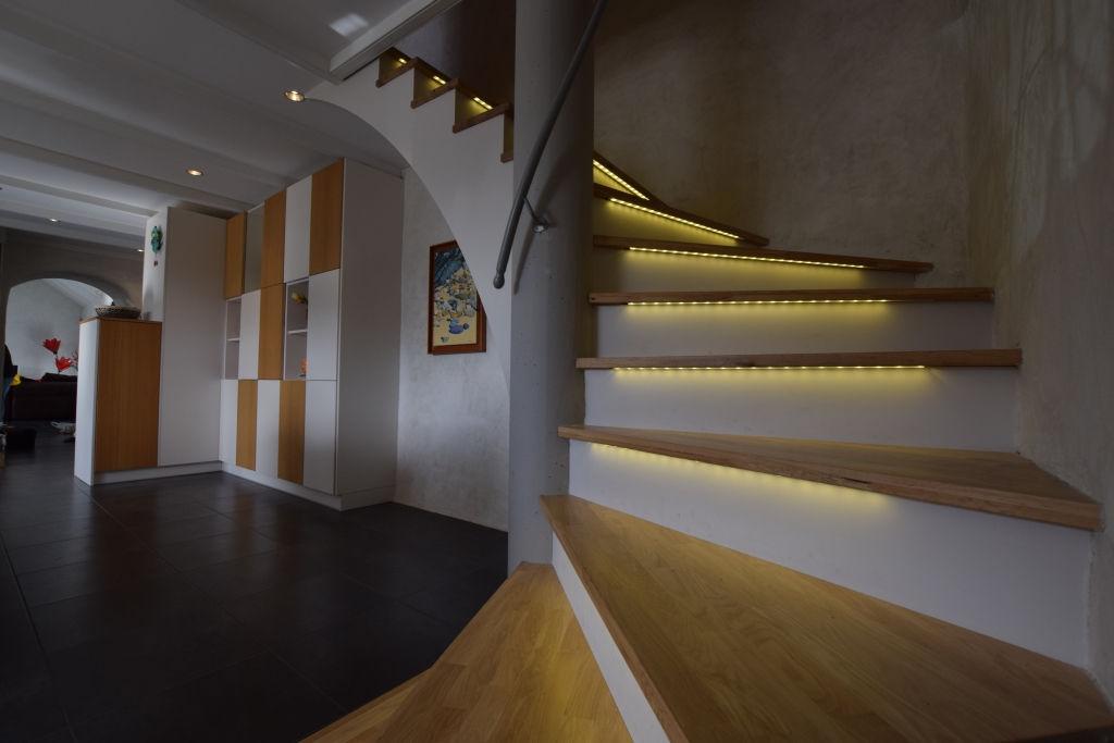 habillage d'escalier à brest au-conquet plouzané le relecq-kerhuon plougastel guipavas saint-renan dans le finistère